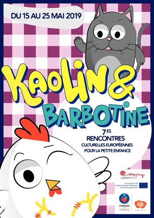 Kaolin et Barbotine