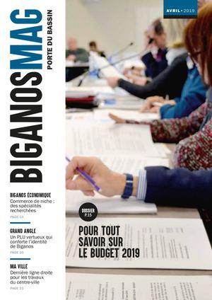 Calaméo Biganos Magazine Avril 2019