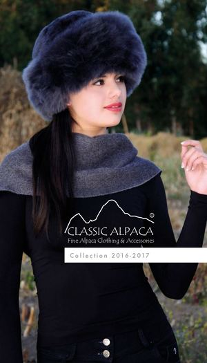 Classic Alpaca | Collection | 2016 - 2017