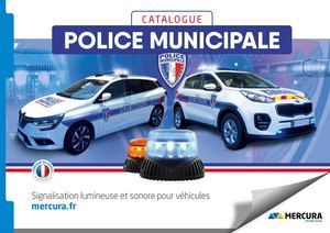 Catalogue Police Municipale 2019