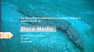 Big Marketing Small Business Long Island | Eface Media