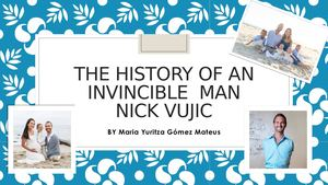 The History Of An Invincible Man