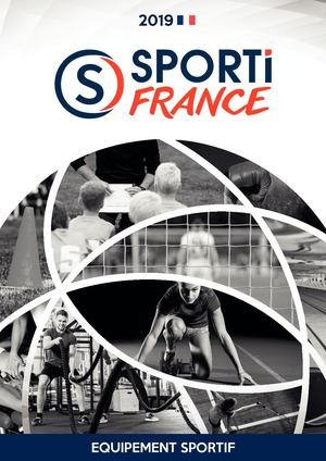 Catalogue SPORTIFRANCE 2019 FR