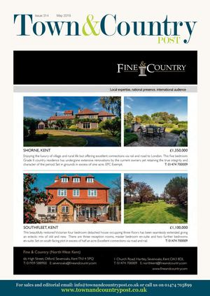 Town and Country May 2019