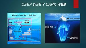 DEEP  Y DARK WEB