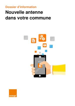 Dossier D'information Antenne Orange