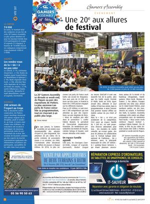 Dossier Gamers Assembly n°442