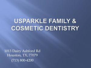 Usparkle Family Cosmetic Dentistry