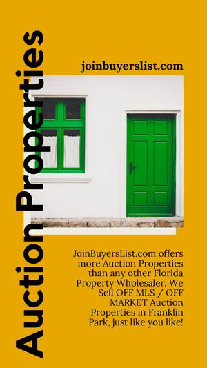 Auction Properties In Hallandale Beach Join Buyers List Com