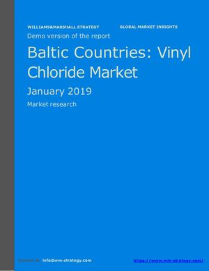 WMStrategy Demo Baltic Countries Vinyl Chloride Market January 2019