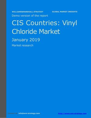 WMStrategy Demo CIS Countries Vinyl Chloride Market January 2019