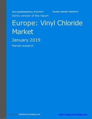 WMStrategy Demo Europe Vinyl Chloride Market January 2019