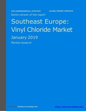 WMStrategy Demo Southeast Europe Vinyl Chloride Market January 2019