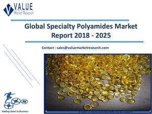 Specialty Polyamides Market Size, Industry Analysis Report 2018-2025 Globally