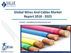 Wires And Cables Market Size, Industry Analysis Report 2018-2025 Globally