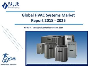 HVAC Systems Market Size, Industry Analysis Report 2018-2025 Globally