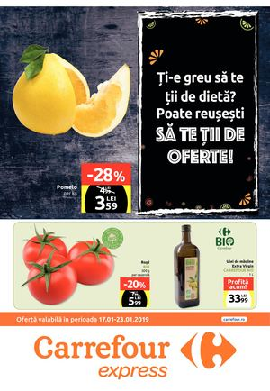 Catalog Carrefour - Express