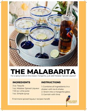 How To Make a Spiced liqueur Margarita - Quick & Easy Recipe