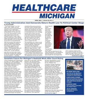 Healthcare Michigan April 2019
