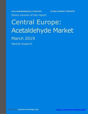 WMStrategy Demo Central Europe Acetaldehyde Market March 2019