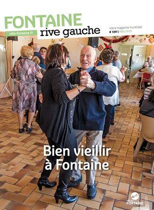 Fontaine Rive Gauche 339 Mai 2019