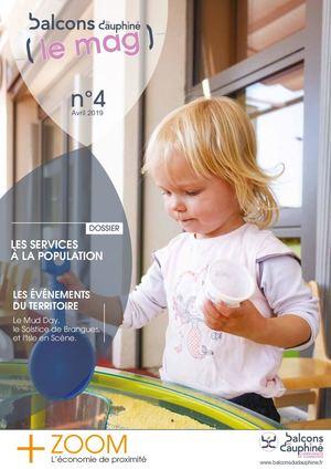 Le Mag des Balcons du Dauphiné n°4