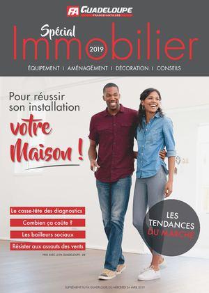 Spécial Immobilier 2019 - France-Antilles Guadeloupe