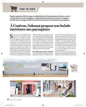 Article Showroom Couëron