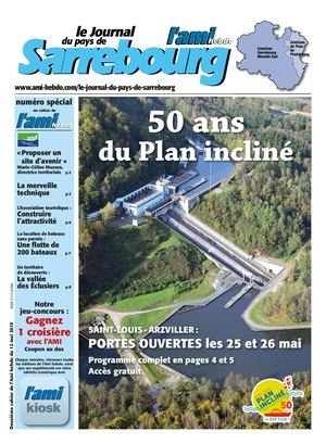 Le journal de Sarrebourg du 12 mai