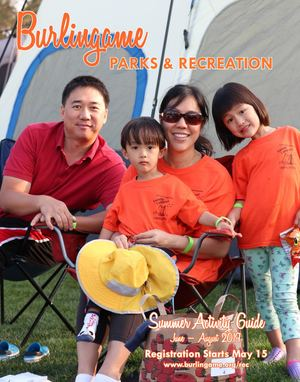 Burlingame Parks And Rec 2019 Summer Activity Guide