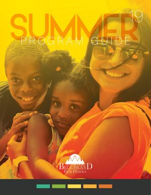 Blue Island Park District Program Guide Summer 2019