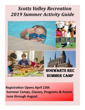 Calameo 2019 Summer Activity Guide Linked
