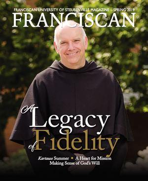Calaméo - Franciscan Magazine Spring 2019