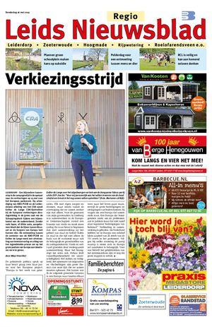 e3acd71519f Calaméo - Leids Nieuwsblad Regio 16 05 2019
