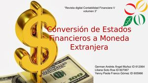 `Revista Digital Contabilidad Financiera V - volumen 3