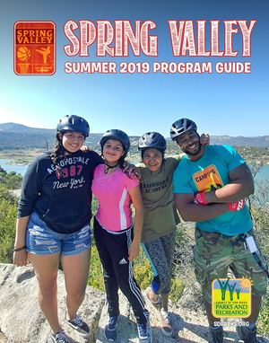 2019 Spring Valley Summer Program Guide Final