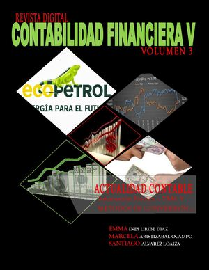 Revista Digital Contabilidad Financiera V Volumen 3