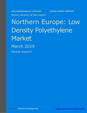 WMStrategy Demo Northern Europe Low Density Polyethylene Market March 2019