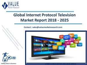 Internet Protocol Television Market Size, Industry Research Report 2018-2025 Globally