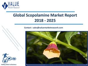 Scopolamine Market Size, Industry Research Report 2018-2025 Globally