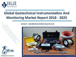 Geotechnical Instrumentation And Monitoring Market Size, Industry Research Report 2018-2025 Globally