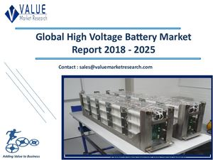 High Voltage Battery Market Size, Industry Research Report 2018-2025 Globally