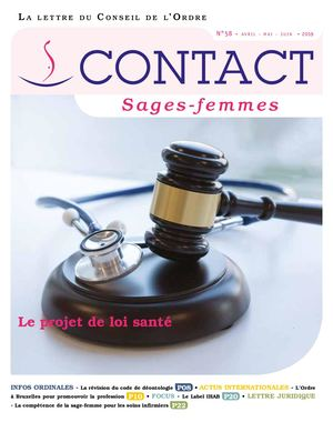 Contact sages-femmes n°58