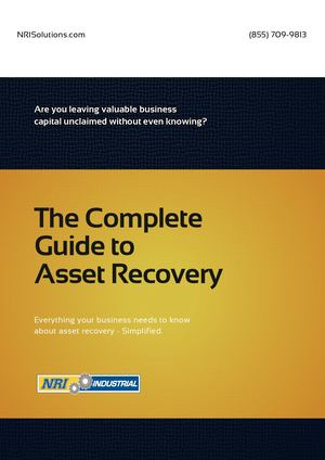 The Complete Guide To Asset Recovery