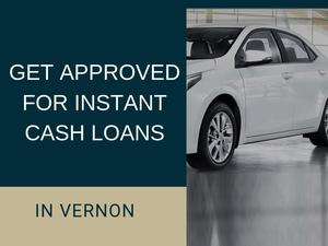 get a loan through same day cash collateral loan in vernon
