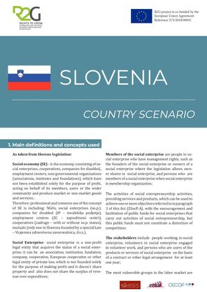 Slovenia Country Scenario