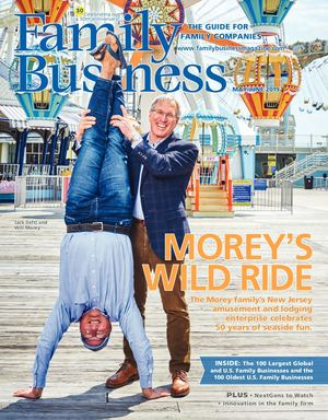 Family Business Magazine — May/June 2019