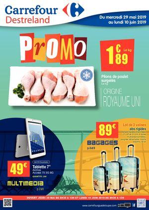 Calaméo Carrefour Destreland Bagages Promo 2019