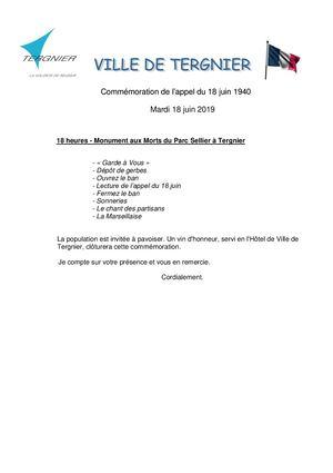 Calaméo Programme Ville 18 Juin 2019