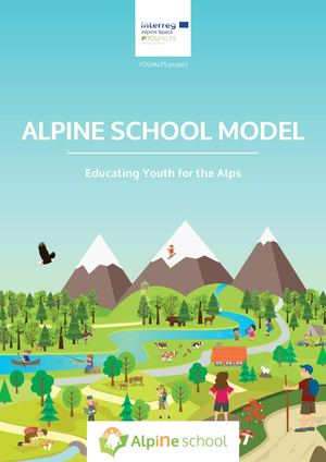 Alpine School Model Common document on shared principles (D.T4.1.1 )